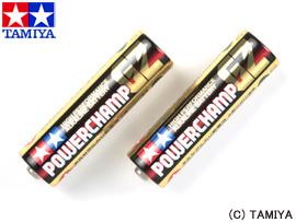 ミニ四駆おすすめ電池